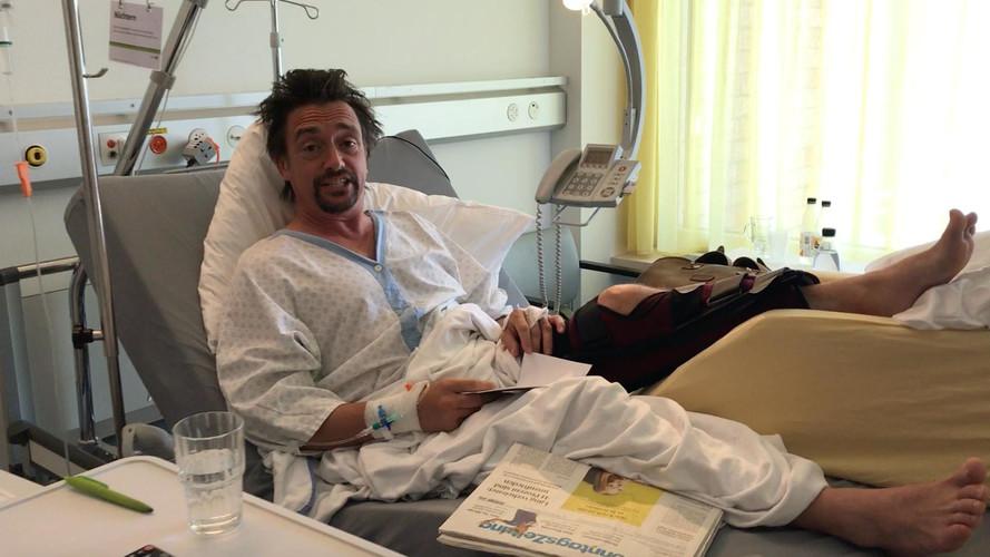 Hammond kazası Grand Tour 2. sezon prodüksiyonunu geciktirdi