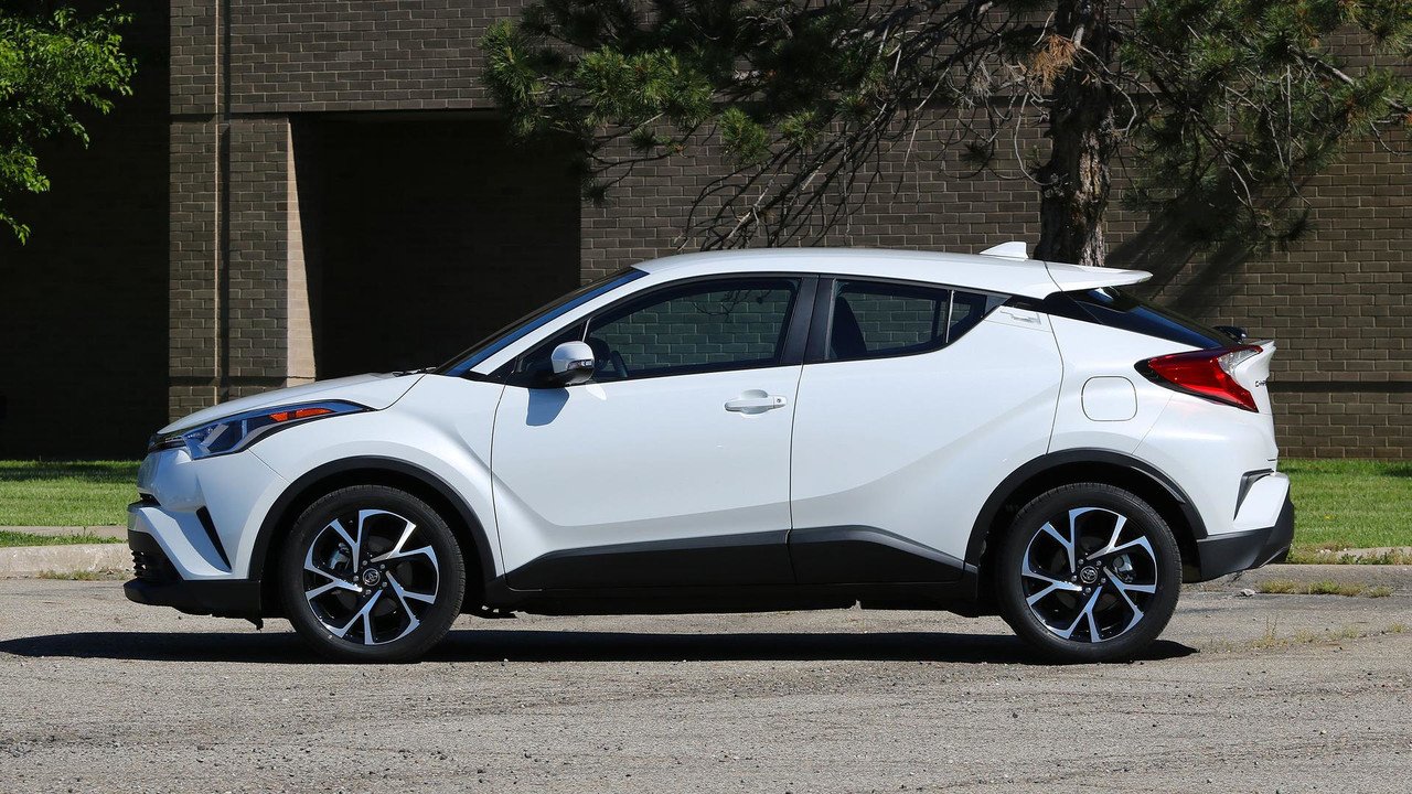 2018 toyota c-hr review: simply the averagest