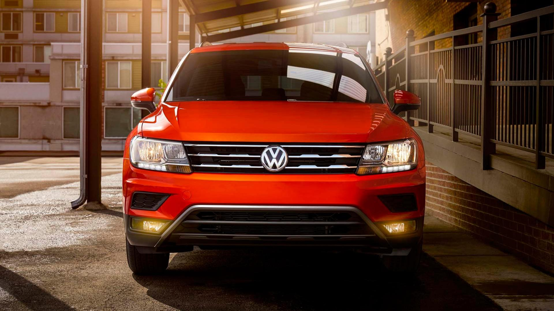 700,000 VW Tiguans And Tourans Recalled Over Roof Lighting