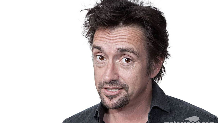 Richard Hammond gets points on his licence...