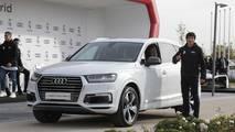 Jesús Vallejo (#3) - Audi Q7 e-tron quattro