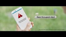 Hyundai Rear Occupant Alert system