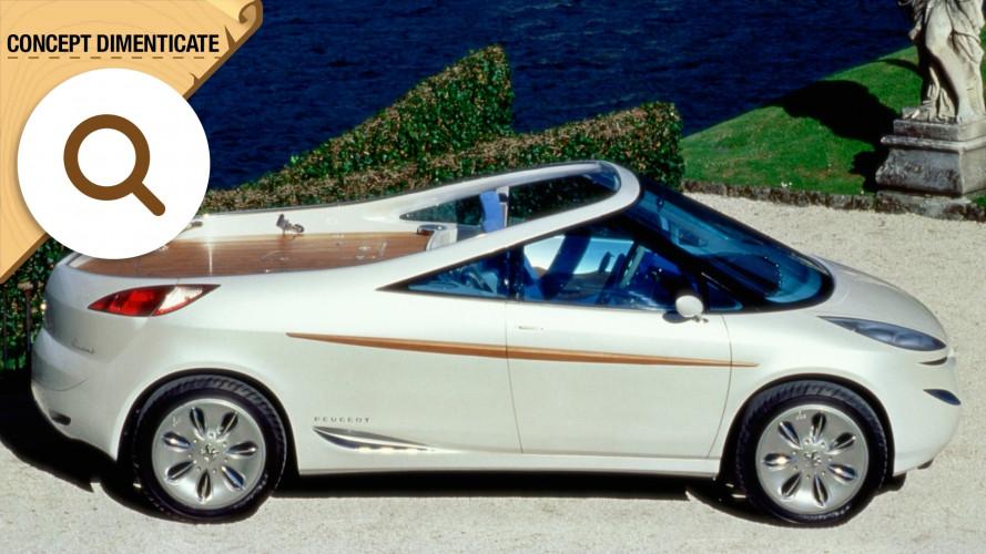 Peugeot 806, il motoscafo per l'asfalto