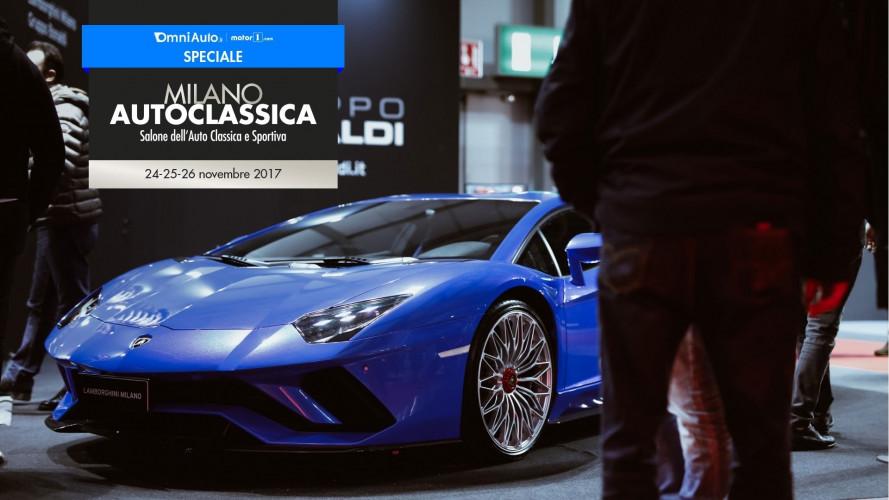 Milano AutoClassica 2017, edizione da record