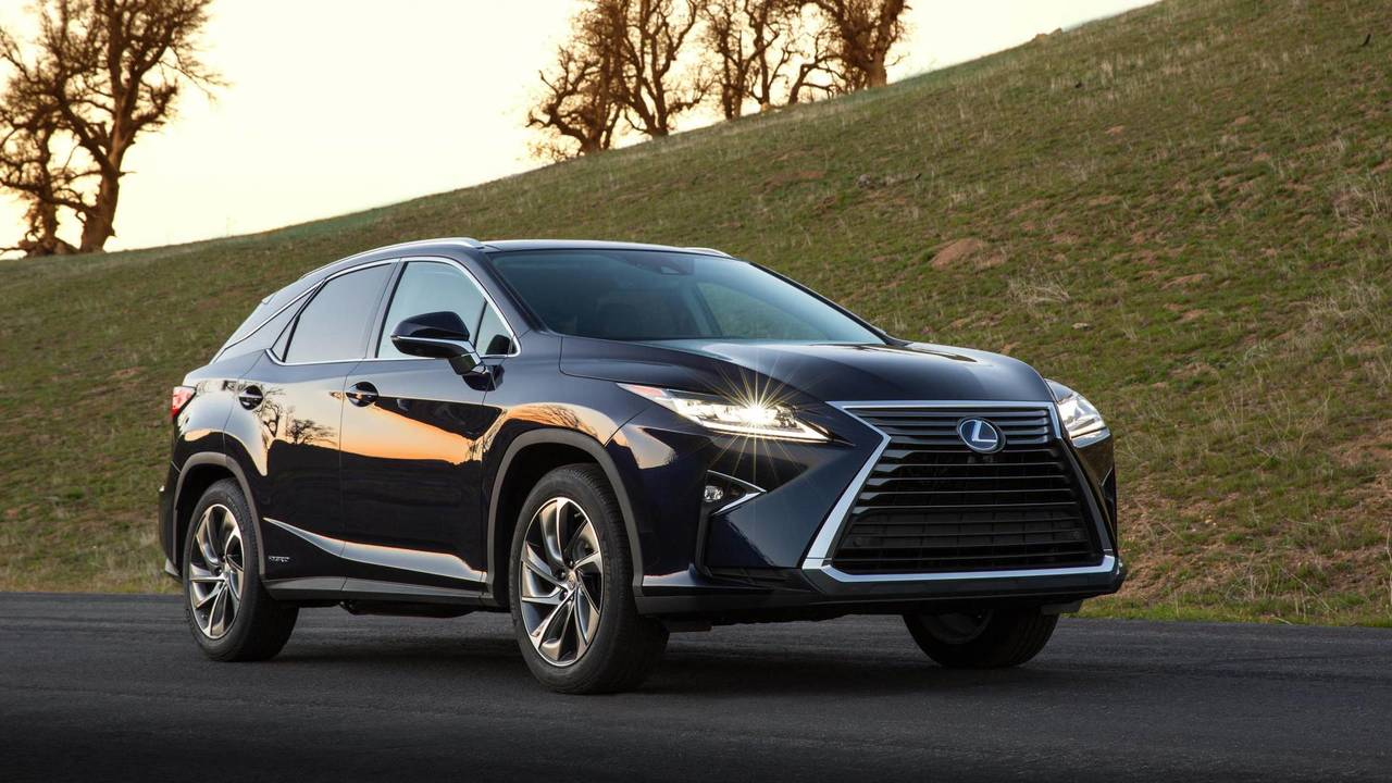 The urban one –Lexus RX