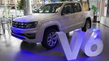 Volkswagen Amarok V6 - Lançamento