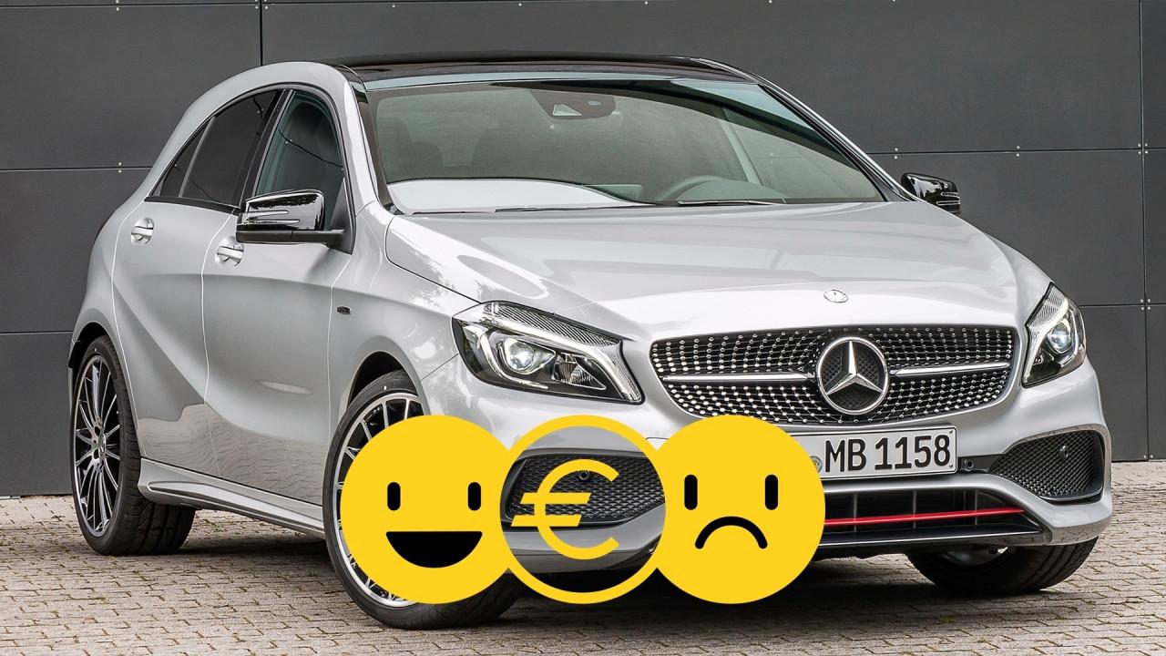 [Copertina] - Promozione Mercedes Classe A, perché conviene e perché no