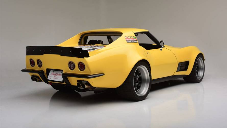 1972 RideTech 48-Hour Corvette