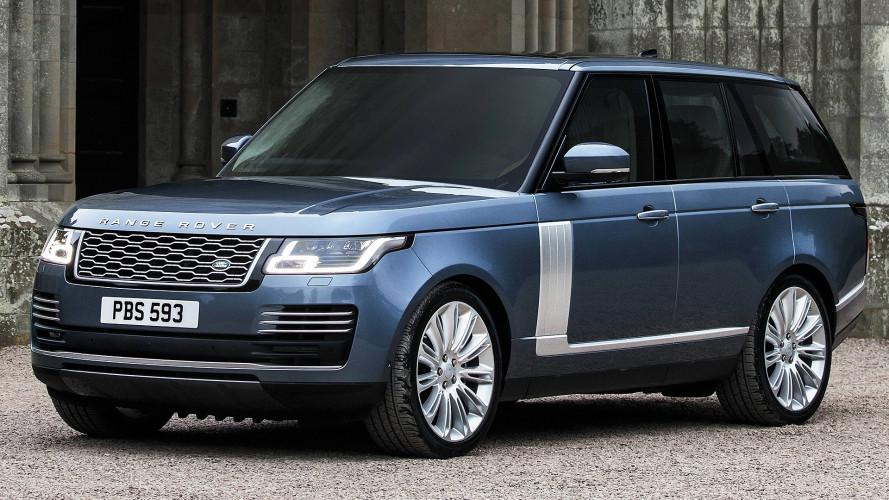 Range Rover restyling, il lusso dell'ibrido plug-in