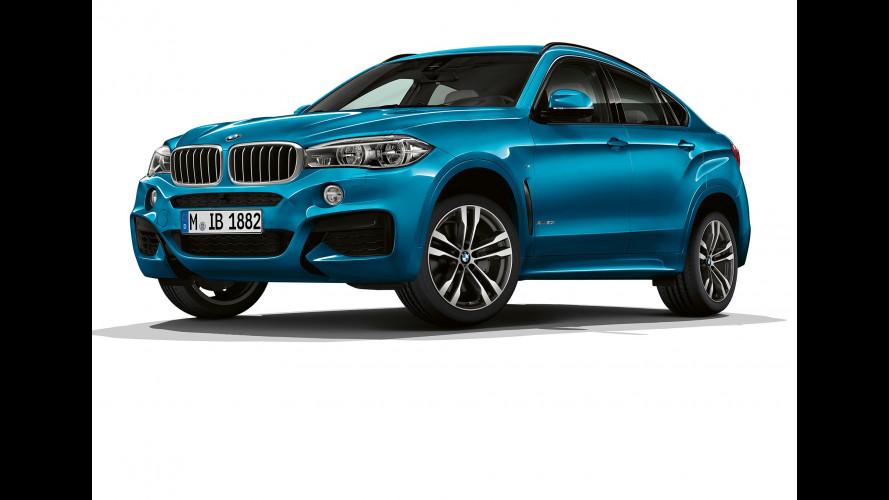 BMW X5 e X6, più stile con le Special Edition e M Sport Edition