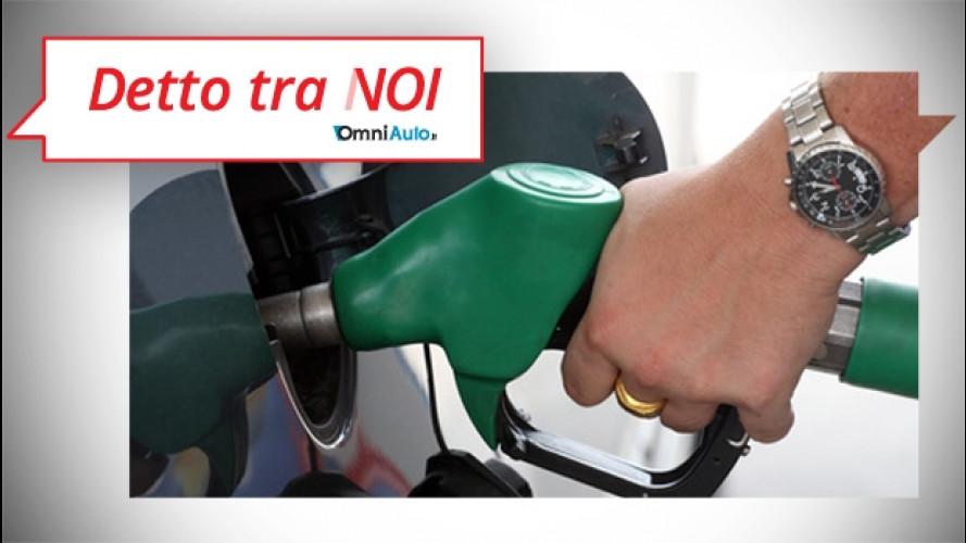 Meglio pagare il bollo o la benzina?