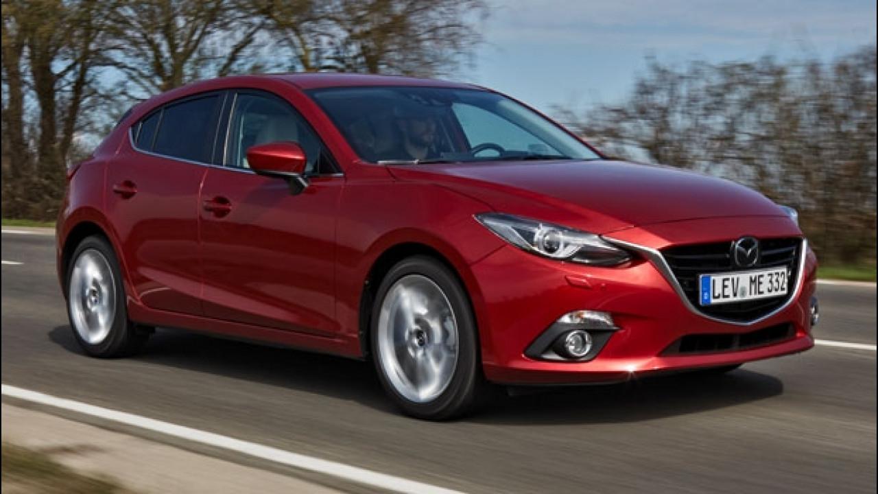 [Copertina] - Mazda3 1.5 turbodiesel, il motore che mancava
