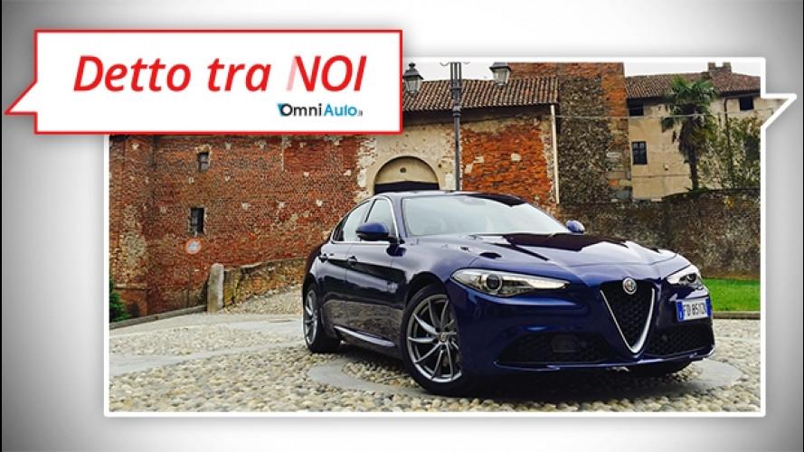 Alfa Romeo Giulia, come va (detto tra noi)
