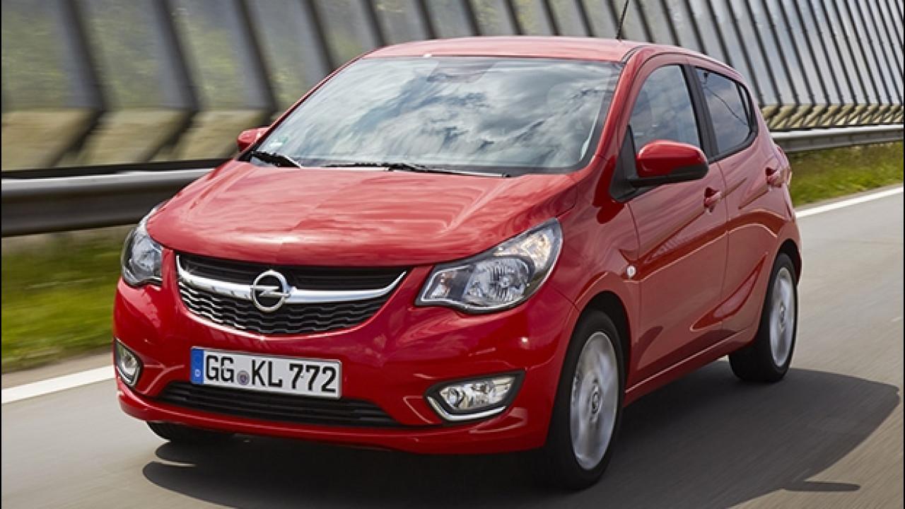 [Copertina] - Opel Karl, col GPL è ancora più furba