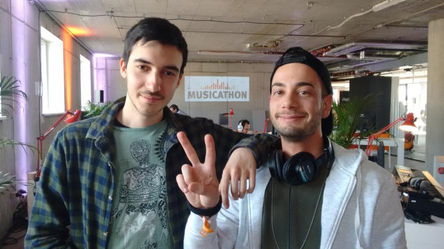 Seat Musicathon, un italiano tra i vincitori