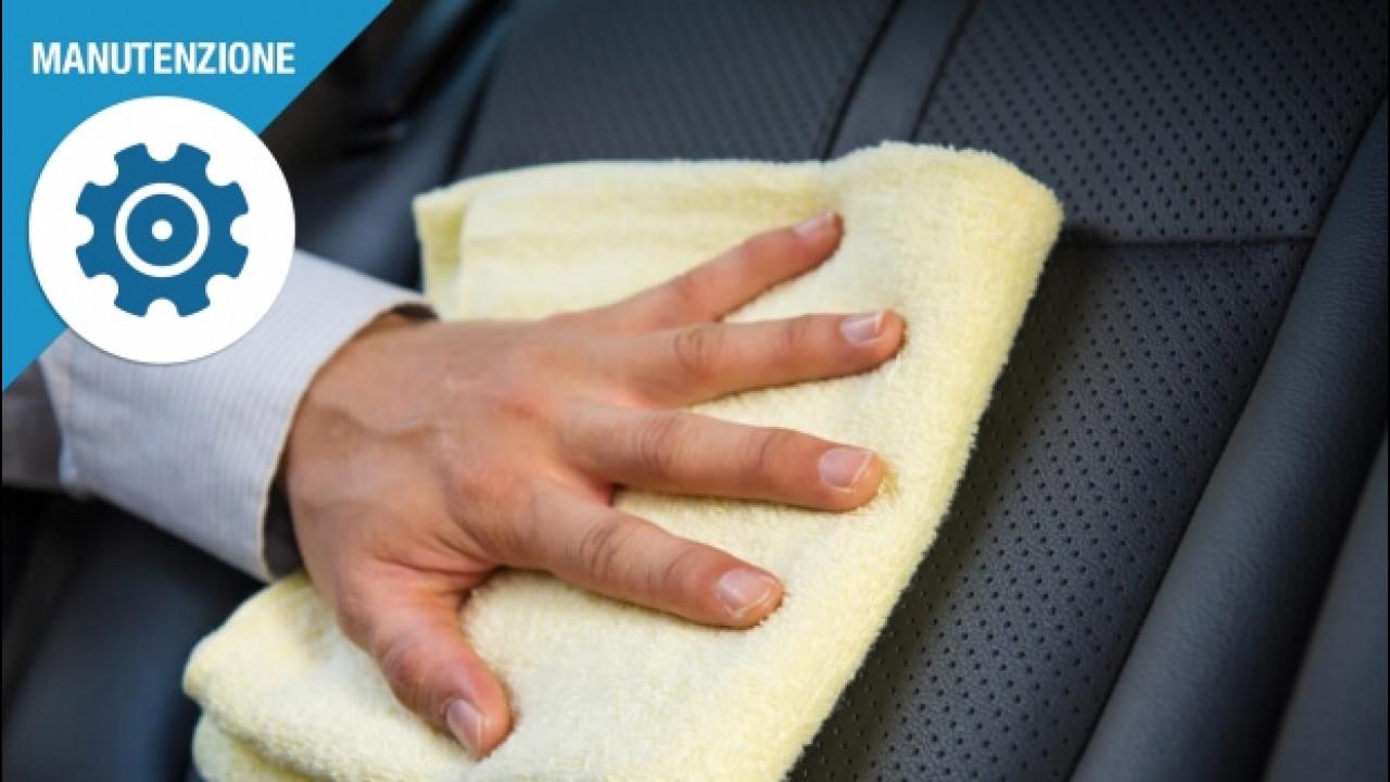 [Copertina] - Come pulire i sedili dell'auto, 3 consigli anti-macchie