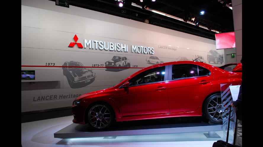 Mitsubishi al Salone di Francoforte 2007