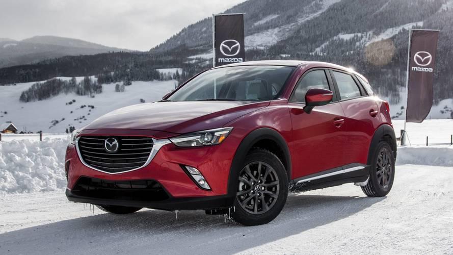 La producción del Mazda CX-3 para Europa concluirá en diciembre
