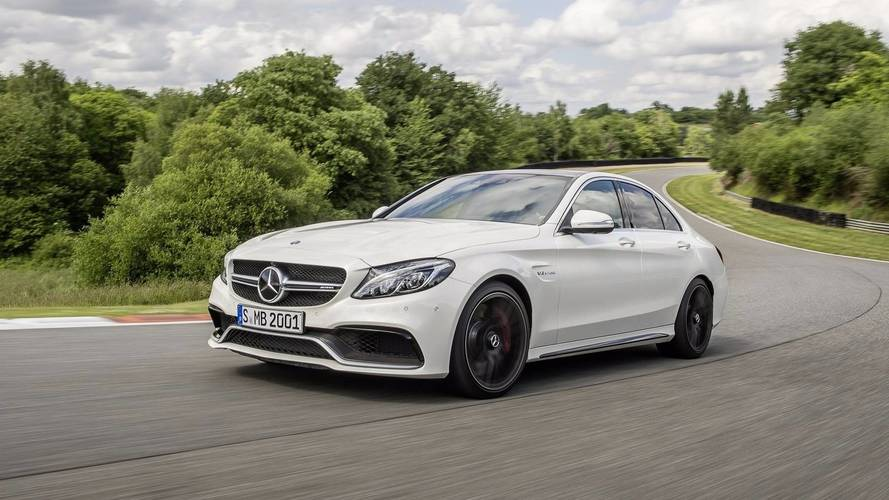 Next-generation Mercedes-AMG C63 might get AWD with drift mode