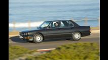 Zeitreise im ersten BMW M5
