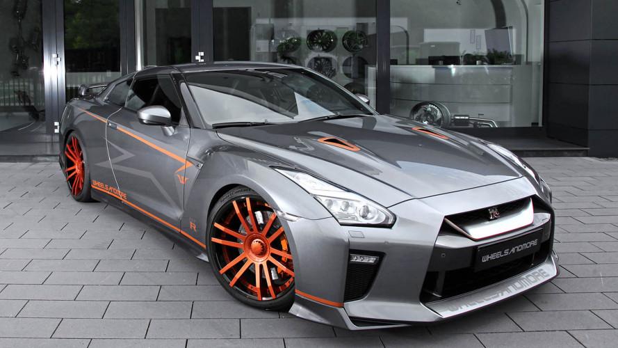 """Wheelsandmore macht Nissan GT-R zu ,CrankZilla"""""""