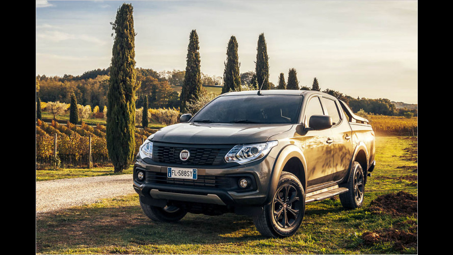 Fiat Fullback Cross im Test