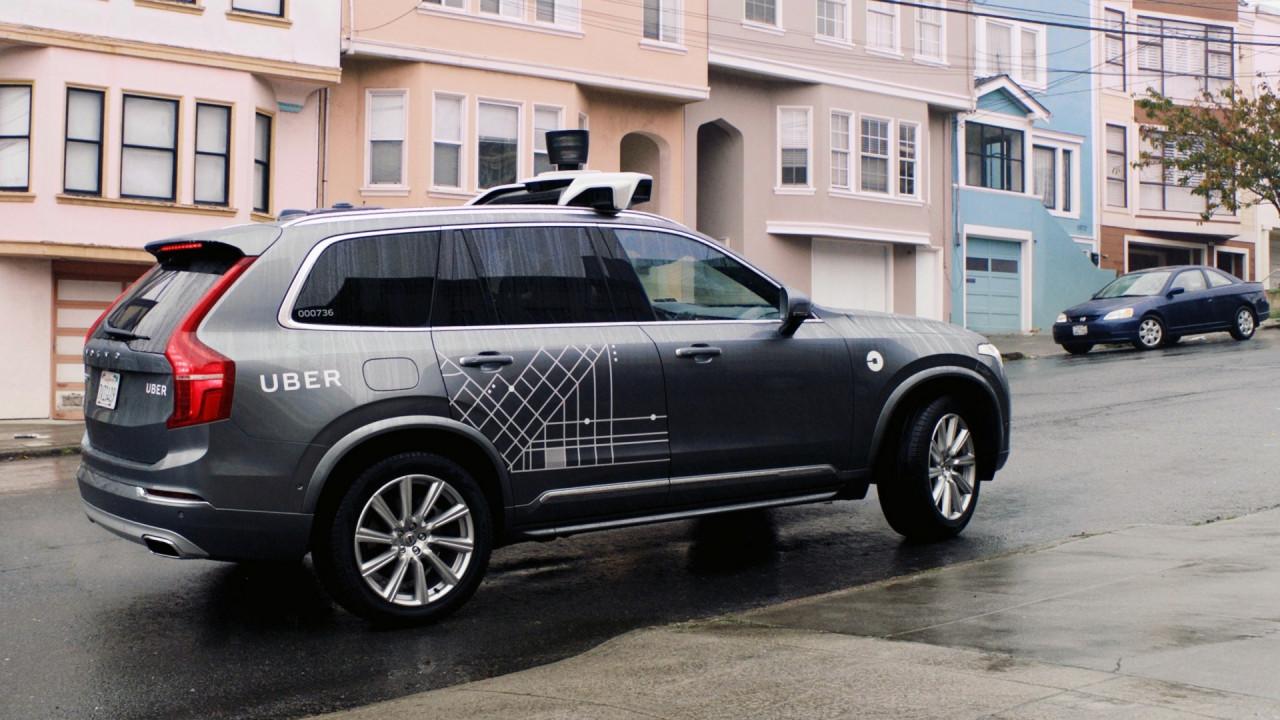 [Copertina] - Volvo e Uber, nuovo accordo sulla guida autonoma