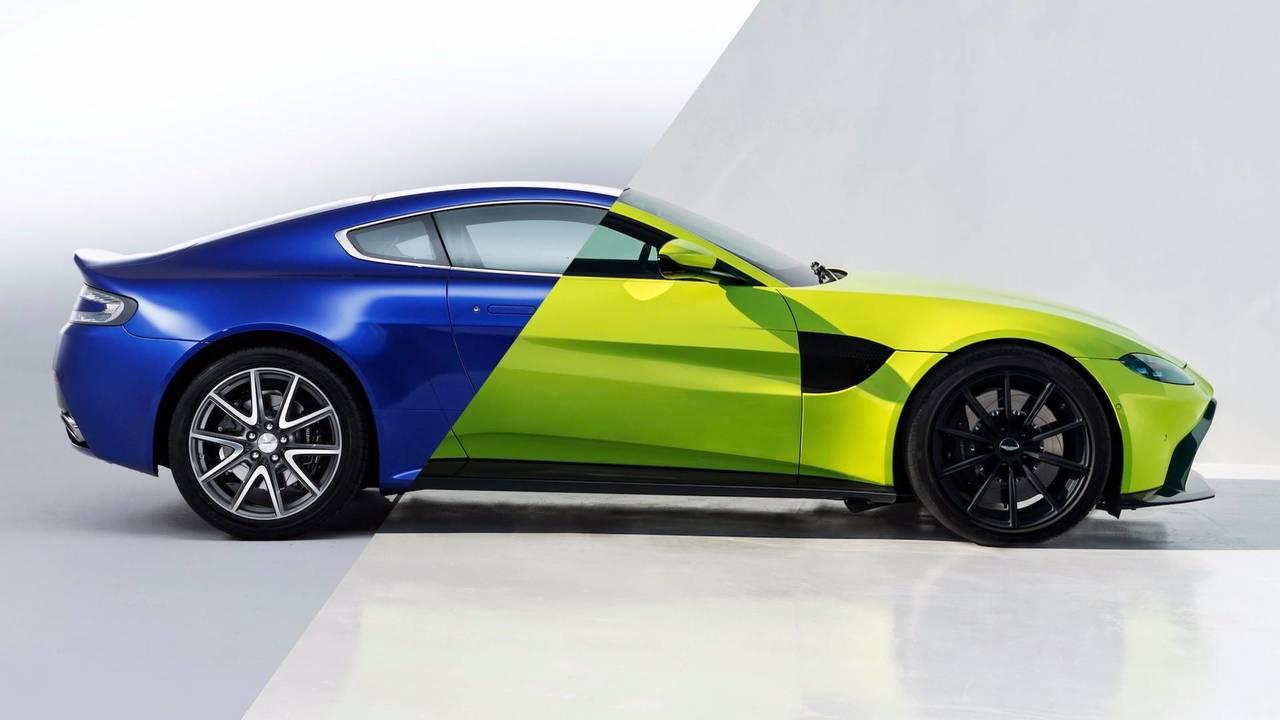 Aston Martin Vantage Lead
