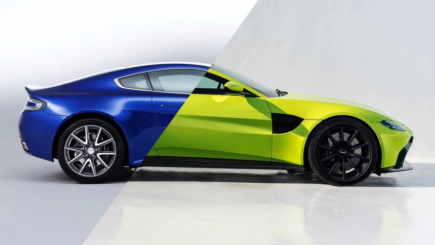 2018 Aston Martin Vantage: See The Changes Side By Side