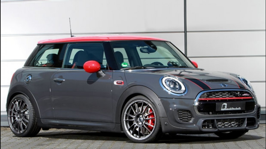 MINI John Cooper Works by B&B, fino a 300 cavalli