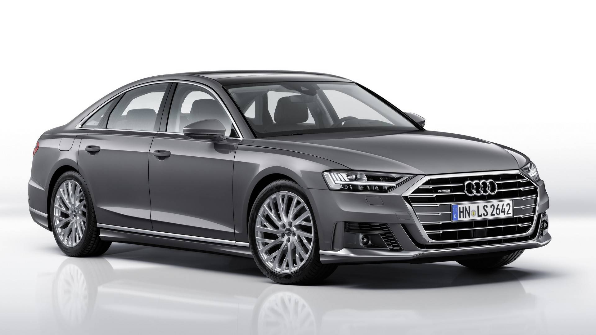 Audi A Gets Optional Sport Exterior Package New Sport Seats - Audi a8 sport