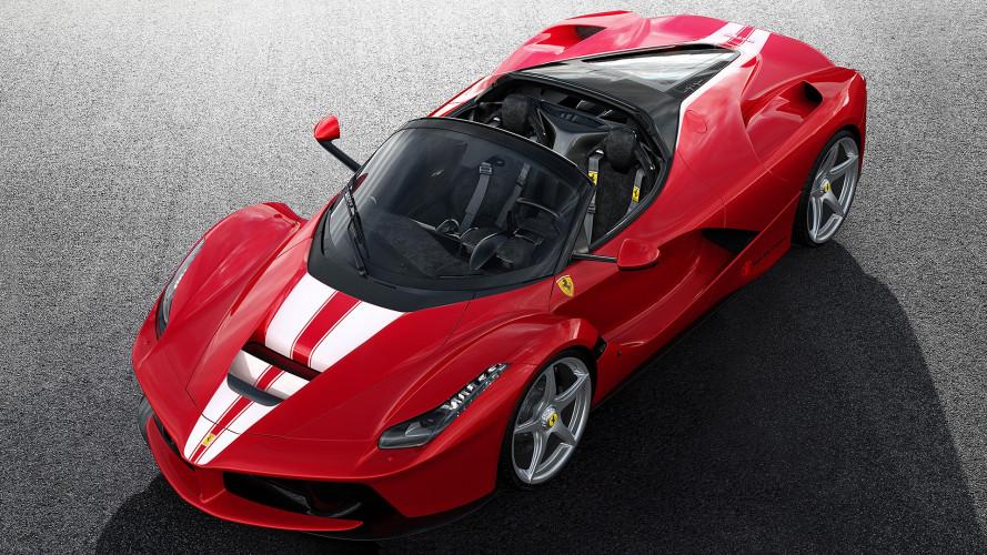 Ferrari, a Maranello un'asta da brividi