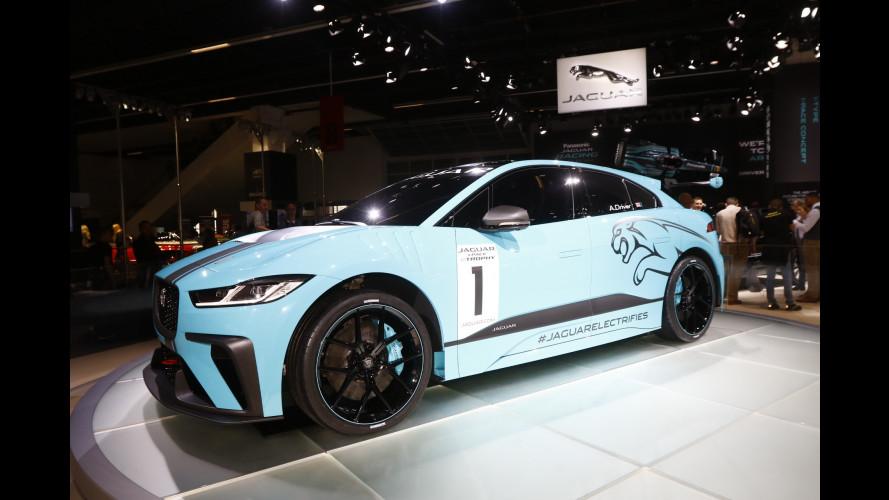Jaguar E-Pace, il SUV compatto si fa sportivo [VIDEO]