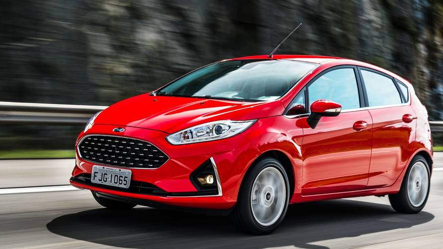 Ford Fiesta perde versões 1.0 EcoBoost, Powershift e Sedan no Brasil