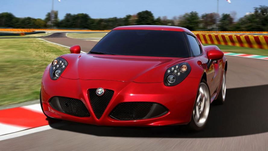[Copertina] - Alfa Romeo 4C, nel 2018 arriva il restyling