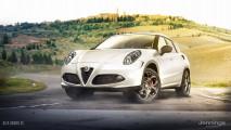 Alfa Romeo 4C SUV