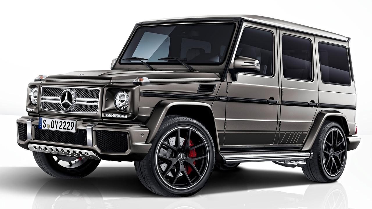 [Copertina] - Mercedes-AMG G 63 e 65 Exclusive Edition, per chi non si accontenta