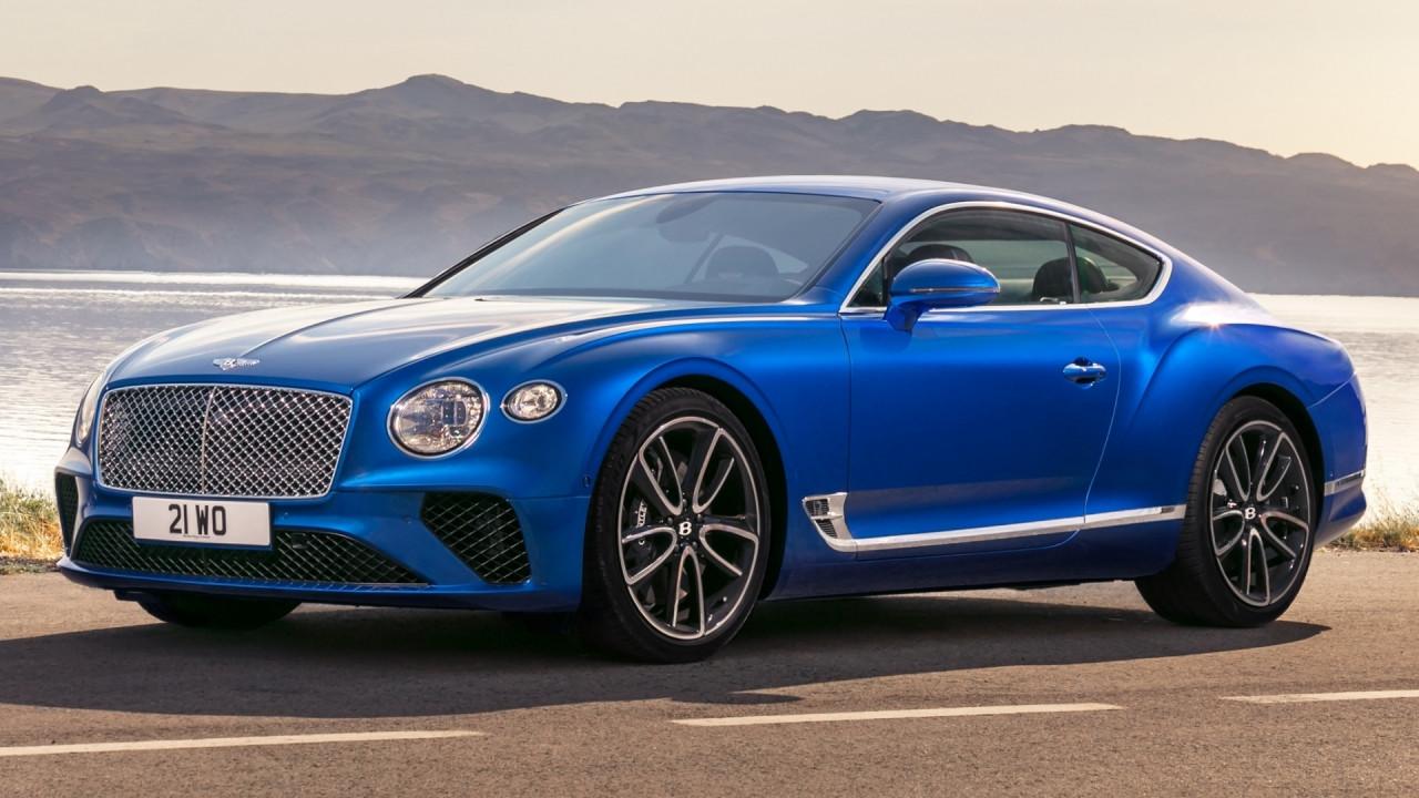 [Copertina] - Nuova Bentley Continental GT, lusso ad alta velocità [VIDEO]