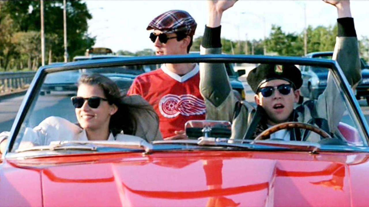 Ferrari 250GT, La Folle Journée de Ferris Bueller