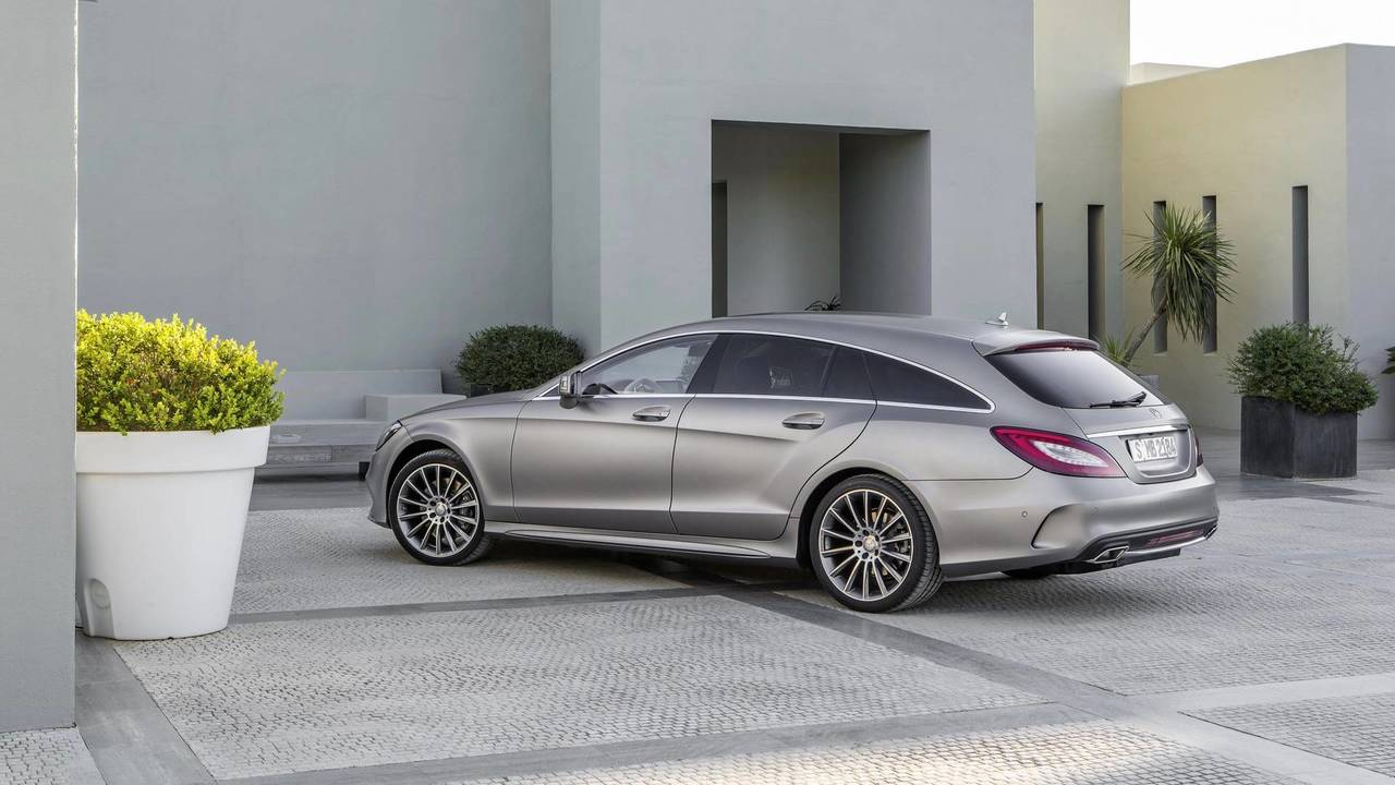 7. Mercedes-AMG CLS 63 S : 4,2 secondes
