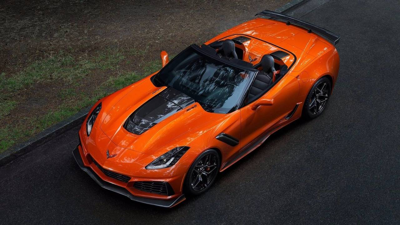 Corvette ZR1 Cab