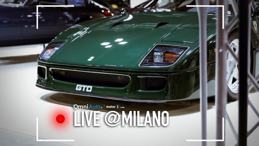Le auto più costose ed esclusive di Milano AutoClassica