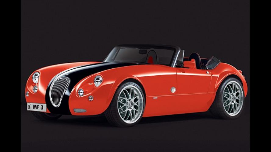 3,2,1, meins: Wiesmann versteigert seinen 500. Roadster