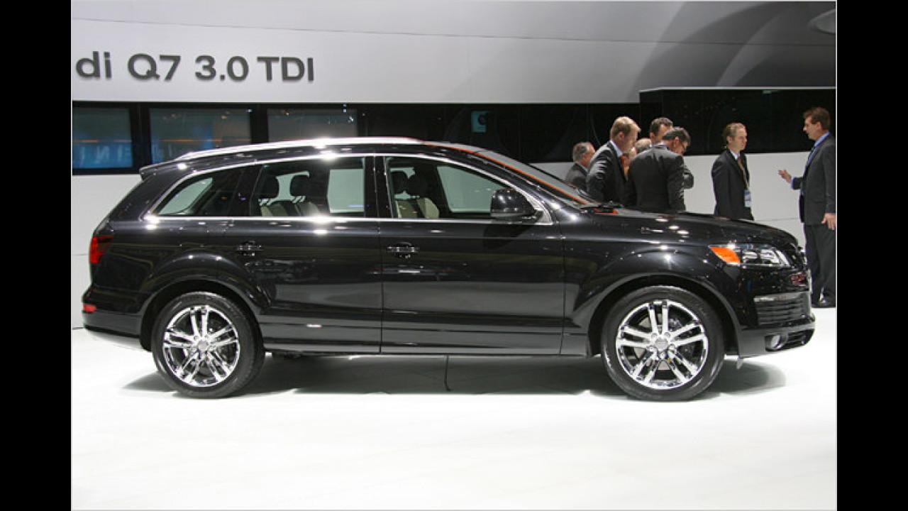 Audi Q7 3.0 TDI Bluetec