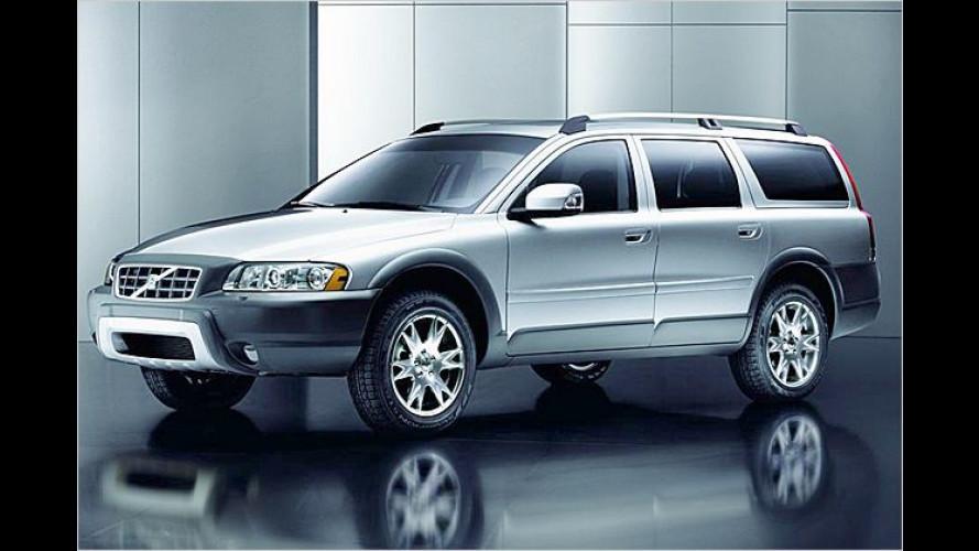 Ganz besondere Volvos: V70 und XC70 als Sondermodell