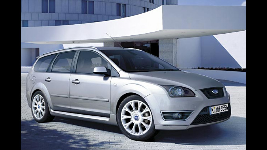 Editionsmodell: Ford Focus Sport TDCi mit 136-PS-Diesel
