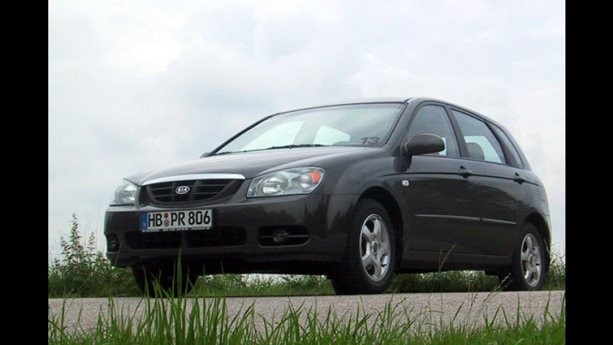 Kia Cerato 2.0 CRDi: Golfkonkurrent mit starkem Diesel