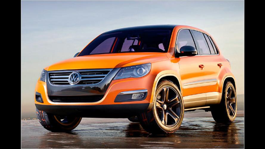 Weltpremiere in Los Angeles: Volkswagen zeigt den Tiguan