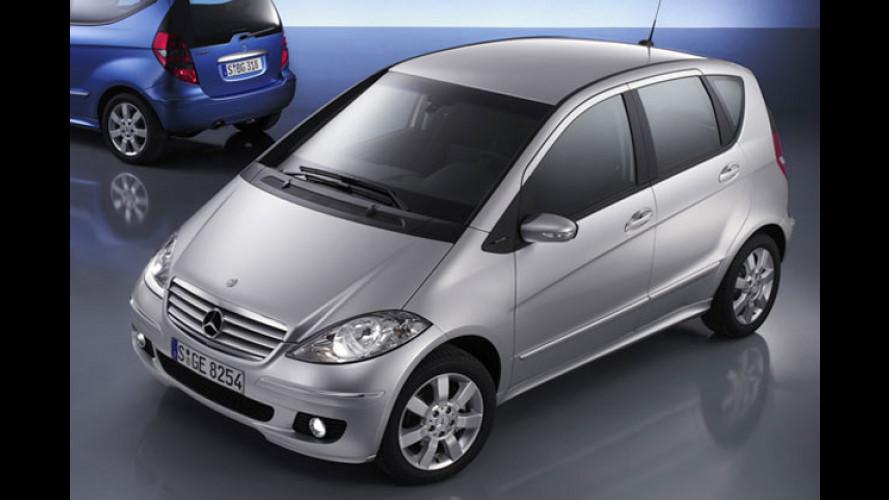 Mercedes A-Klasse Polar Star: Kalter Stern für heißen Preis