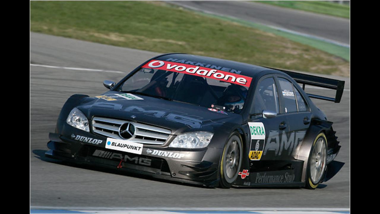 2007: AMG Mercedes C-Klasse DTM
